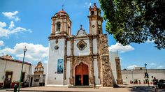 Templo San Juan de Dios, León