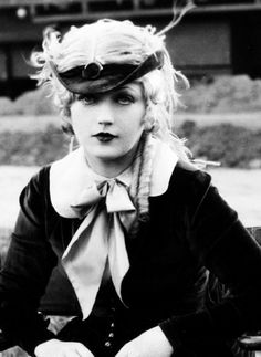 Marion Davies ~ Being the practical joker that she was, she once got President Calvin Coolidge drunk by feeding him wine and telling him it was fruit juice.