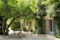 L'Oustau de Beaumanière - Les Baux de Provence