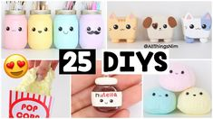 MAKING 25 AMAZING DIY Slimes, Squishies & Room Decor COMPILATION! - YouTube