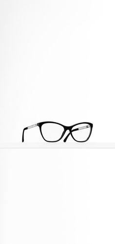 Occhiali da vista con montatura a farfalla A75132 X08222 V501Z - 3330H C501 - CHANEL