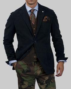 Suit Up Camo Pants  More Inspiration