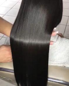 Long Silky Hair, Long Dark Hair, Super Long Hair, Beautiful Long Hair, Gorgeous Hair, Brown Blonde Hair, Black Hair, Black Women Hairstyles, Straight Hairstyles