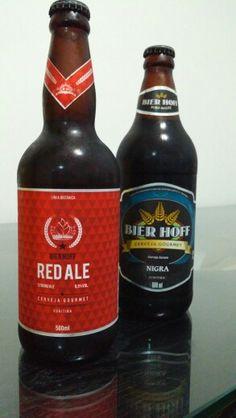 Bier Hoff Red Ale & Nigra