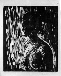 Edvard Munch - Nude (1898)