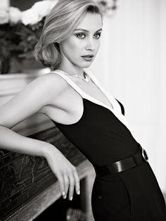 Sarah Gadon Vanity Fair 2014 So hot want to touch the hyneeeeeee