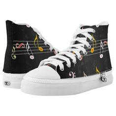 Shop Bisexual Panda LGBT Pride High-Top Sneakers created by ProudToBeHomo. High Top Chucks, Black High Top Sneakers, Black High Tops, Blue Polka Dots, Pink Blue, Custom Sneakers, Black Print, On Shoes, Funny Tshirts