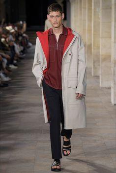 Sfilata Moda Uomo Hermès Parigi - Primavera Estate 2018 - Vogue
