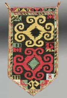 Lakai 19th, silk embroidery