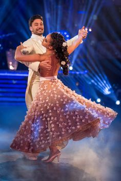 Strictly Come Dancing 2015 - Week 9 - Giovanni Pernice, Georgia May Foote