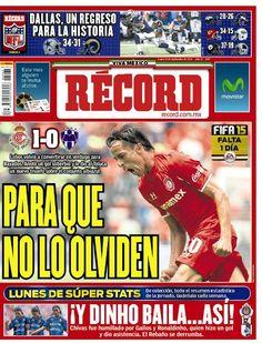 Monterrey - 22 septiembre del 2014 RÉCORD