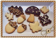 N.M. Galletas Artesanas: Galletas decoradas con chocolate