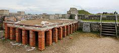 Yacimiento de la ciudad romana de Clunia #Pinares #Burgos #Soria #Spain