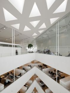 The Crystal - A project by schmidt/hammer/lassen architects