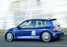 Renault Clio II V6 Renault Sport (2003)