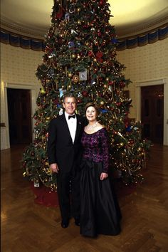 Relive 80 Years Of Christmas At The White House – Covet ...