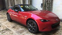 Almost Brand New All Original 2016 Mazda Miata MX-5 Must See Bank Finance OK Call 09209066805 for more info or click image for price #carsforsaleph #miata  #mazda  #mx5  Please LIKE, LOVE and SHARE this Sports Car For Sale .. Thank You