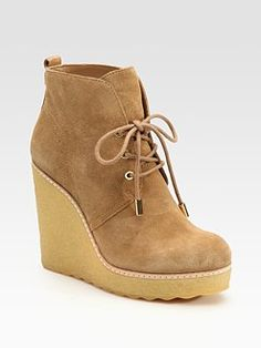 or oxford wedges