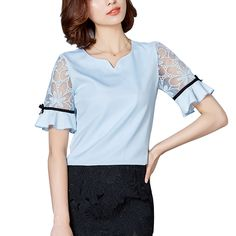 a23bdd665a 125 Best Women Blouses & Shirts images in 2017 | Shirt blouses ...