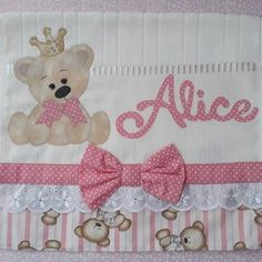 Baby Kit, Baby Sewing, Maya, Alice, Patches, Drawings, Rose, Bath Towels & Washcloths, Applique Towels