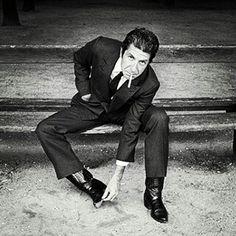 Leonard Cohen (Dominique Issermann)