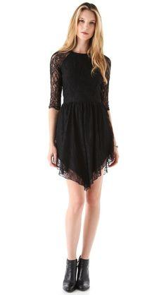 Dolce Vita Alondra Lace Dress $176
