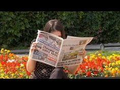 #Saúde: Como seria ver o mundo ao contrário? | Isso seria muito difícil? Pois Bojana Danilović, de 29 anos, padece do chamado fenômeno da orientação espacial, quadro que altera a percepção visual, fazendo com que algumas informações sensoriais se processem de ponta-cabeça. http://curiosocia.blogspot.com.br/2013/09/como-seria-ver-o-mundo-ao-contrario.html