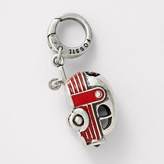 I'm obsessed with these fossil charms.  I have this one and want about 10 others!!