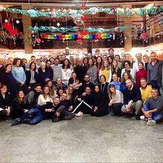 #VivianaVolpicella Viviana Volpicella: Mita's modern family, one year later! @mituzza Happy Birthday soré! #happymammamita #repost @il_vitino