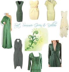 Soft Summer Green and Yellow Dark Summer, Summer Skin, Soft Summer Color Palette, Summer Colors, Seasonal Color Analysis, Soft Autumn, Season Colors, Capsule Wardrobe, My Style