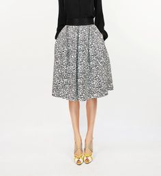 11962ff20ab1 82 Best leopard print pleated skirt images in 2019 | Pleated skirt ...