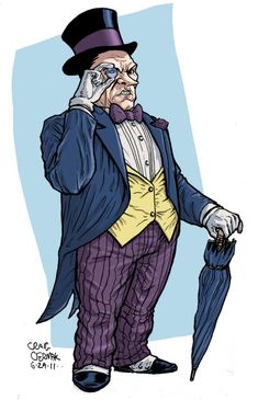 Penguin by Craig Cermak