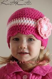 Resultado de imagen de gorros tejidos a crochet