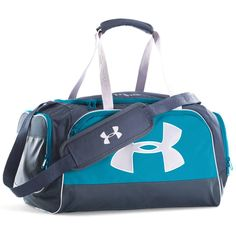 Backpacks, Duffle Bags & Gym Bags for Women - Under Armour Adidas Duffle Bag, Duffel Bags, Under Armour Backpack, Under Armour Outfits, Gym Backpack, Yoga Bag, Workout Accessories, Blue Bags, Small Bags