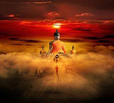 How to use full moon night for spiritual practice and meditation Buddha Temple, Buddha Zen, Buddha Buddhism, Lord Buddha Wallpapers, Chakra, Vipassana Meditation, Full Moon Night, Religion, Martial