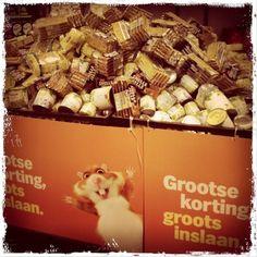 Hamsterééén in Albert Heijn Brasschaat