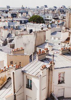 Rooftops of Paris, France Beautiful Architecture, Beautiful Buildings, Beautiful Places, Paris Travel, France Travel, France Europe, Places Around The World, Around The Worlds, Metro Paris