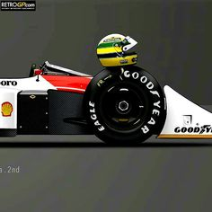 AYRTON SENNA DA SILVA!!SIMPLY THE BEST DRIVER IN FORMULA ONE HISTORY! Formula 1, Aryton Senna, Space Car, Mclaren F1, F1 Drivers, Car And Driver, Courses, Grand Prix, Racing