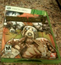 Borderlands 2 (Microsoft Xbox 360, 2012) FREE SHIPPING!!!!