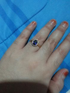 My oval ring !!!!