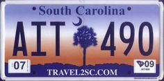 love their License plates!!!