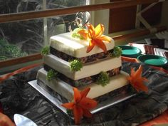 Camo Wedding By Coonkey Vanilla Cake With Cream Cheese Icing Mossy Oak