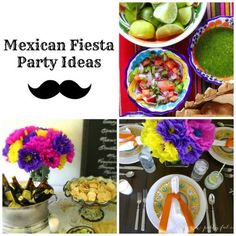 Mexican Theme Party Ideas for a fun-filled, fiery-fiesta! Partyful #Christmas…