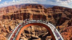 Skywalk at Grand Canyon