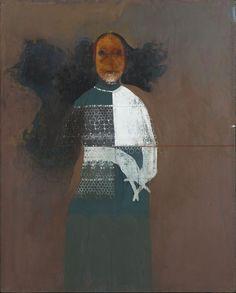 GENTLE WOMAN OF THE SHADE – Robert Ernst Marx