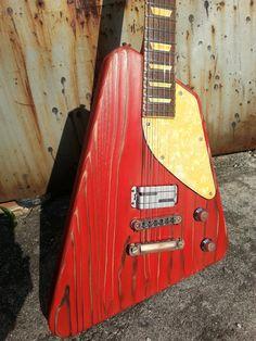 Clint Walker guitars