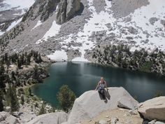 To do: explore a new trail! Photo credit: Sarah J at Kearsarge Pass #REi1440project