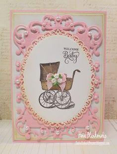 Baby Card, Baby Boy Card, Baby Girl Card, Baby Shower Card ...