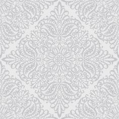 Celestial Wallpaper  - Silver