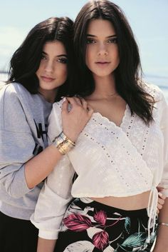 Kendall and Kylie Jenner's Topshop Collection Is Here   StyleCaster
